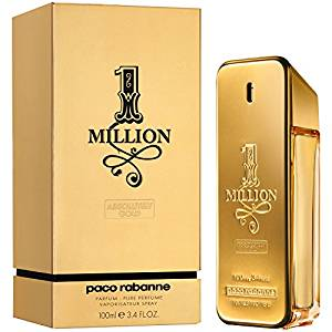 1 Million by Paco Rabanne for Men 2018